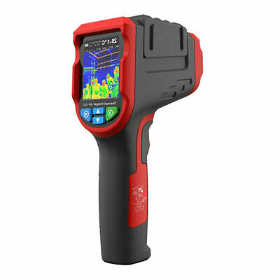 Nf-521 Handheld Infrared Thermal Imaging Camera Digital Thermometer Imager New