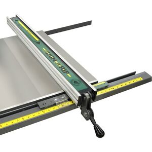 NEW Table Saw Fence System