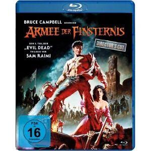 Blu-ray * Armee der Finsternis - Director's Cut * NEU OVP * Sam Raimi