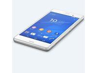 Unlocked Sony Xperia Z3 D6616 32Gb Mobile Phone - White