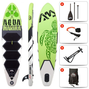 LIQUIDATION sur la ISUP gonflable THRIVE 9'9'' de Aquamarina !!