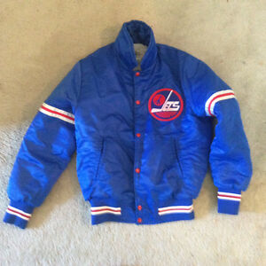 Winnipeg Jets Windbreaker