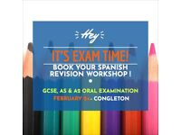 Tuition : Spanish GCSE, AS and A2 Revision Courses in Congleton