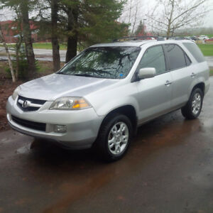 Acura MDX, Touring SUV, Leather, 7-Seater, Rides Nice! 4x4 / AWD