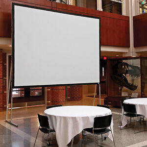 Large Rear Projection Screen Kitchener / Waterloo Kitchener Area image 1