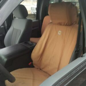 Carhartt Seat Covers Ford F250, used- full set front/back