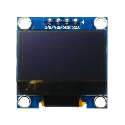0.96 I2c Iic Serial 128x64 White Oled Led Display Module For Arduino Ssd1306
