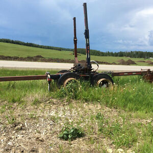 1981 pole trailer and truck trailer accessories for sale