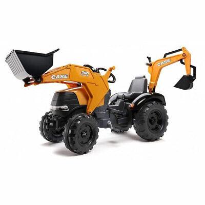 Case 580 Super N Backhoe Pedal Tractor Digger Front Loader By Falk Fa997n