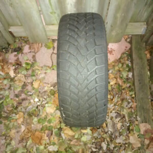 USED HAIDA WINTER TIRE FOR SALE - 225/45/R17 ----- $50