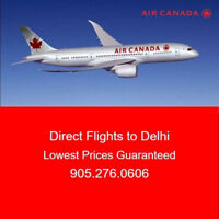 Cheap Air Tickets to India
