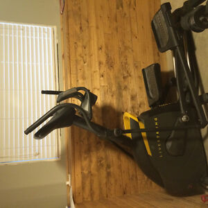 Livestrong LS10.0E power incline olyptical