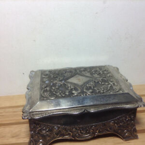 Vintage Box For Jewelry