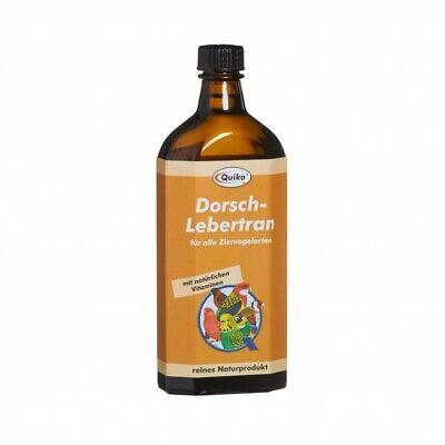 Aceite de higado de bacalao QUIKO 200 ml