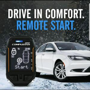 Compustar Remote Car Starters