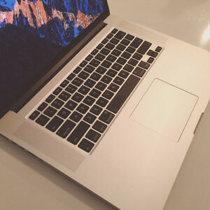 "MacBook Pro 15"" Retina 2.5GHz i7 + NVIDIA 750m, 512Go SSD, 16Gb West Island Greater Montréal image 3"