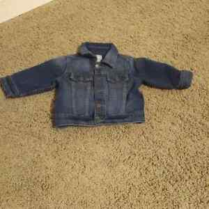 Baby Gap Boy's Jean Jacket - 6-12 months