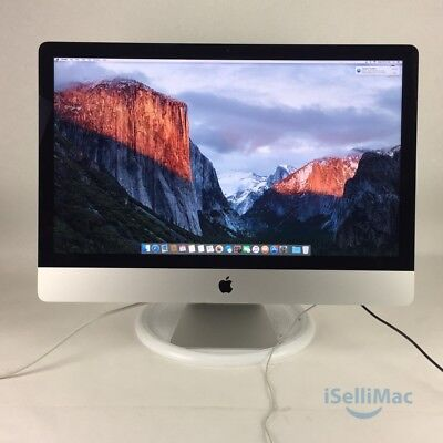 Apple 2012 27  Imac 3 2Ghz Core I5 1Tb 16Gb Md096ll A   C Grade   Warranty