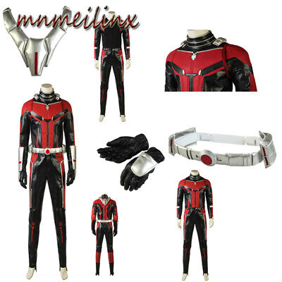 Ant-Man and the Wasp Trailer #2 Cosplay Costume Halloween Free Shipping Full Set - Halloween 2 Full Trailer