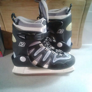 Brand New - Womens 6.5 - K2 Camano Soft Boot Skates