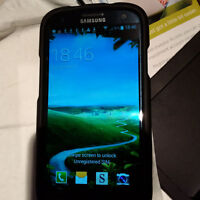Samsung Galaxy Satellite Cell Phone