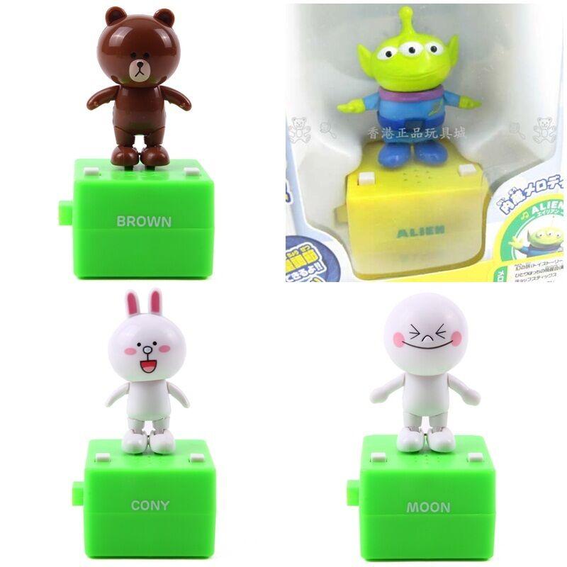 w//Tracking# JAPAN Pop/'n step Disney Pop/'n step Donald Duck Takara Tomy Arts