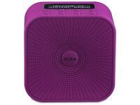 Brand new ALBA Mono DAB Radio - purple still in the box only £12