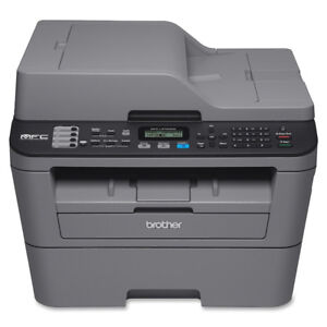 Brother MFC-L2700DW Monochrome Laser All-In One Printer with Wir