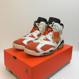Jordan 6 Gatorade size 9.5