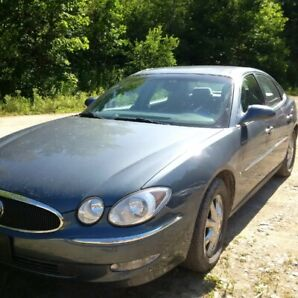 2007 Buick Allure with 101000 kms for 2600.00.Phone calls only.
