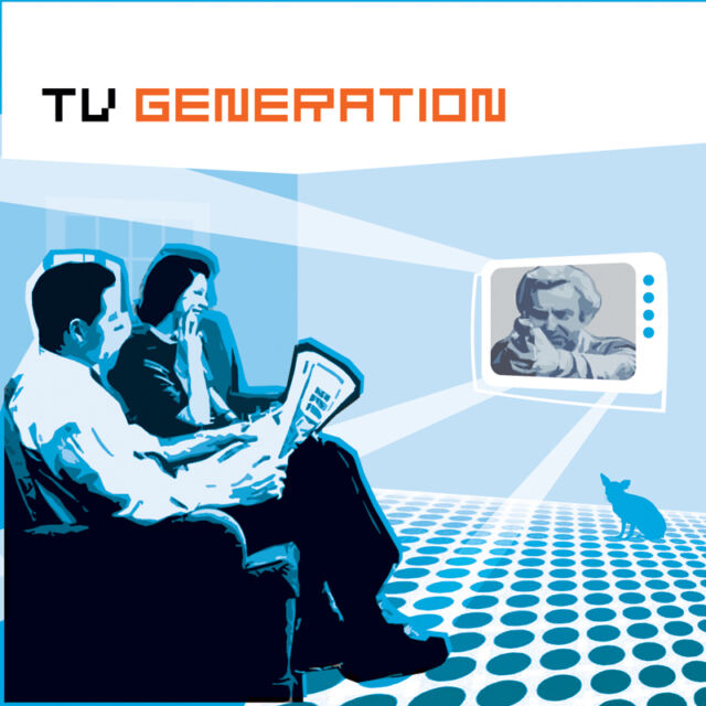 TV Generation CD