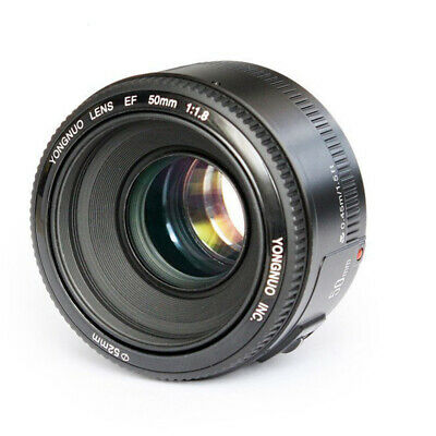Yongnuo YN35mm F1.8 Wide Angle Large Aperture Fixed AF MF Lens For Nikon Camera