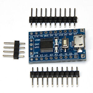 STM8 Mini Development Board with Programmer