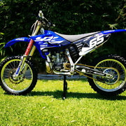 Yamaha yz250 Wollongong Wollongong Area Preview
