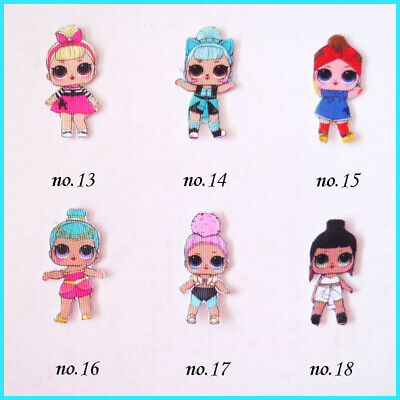 """100 BLESSING Good Girl 1.75"""" B- L.O.L Surprise Doll Rainbow Baby Wholesale LOL for sale  Shipping to India"""