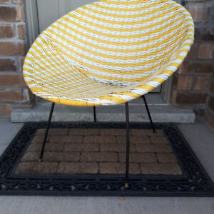 Vintage Hoop chair