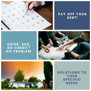Business/Heavy Equipment Loan, Mortgage 4 Bruised or Good Credit