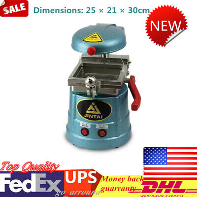 New 800w Dental Heat Thermoforming Former Vacuum Forming Molding Machine
