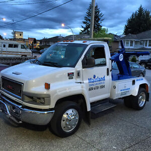 2003 GMC C4500 WRECKER / TOW TRUCK ( MEDIUM DUTY ) DURAMAX