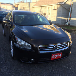2014 Nissan Maxima V6 Sedan *ONLY 69000 kms*