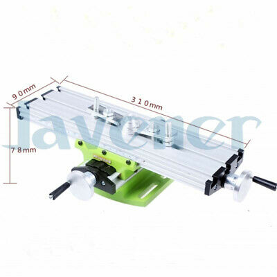 Mini Multifunction Workbench Diy Coordinate Table Milling Bench Drill Machine