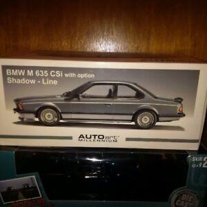 1/18 Diecast Autoart BMW