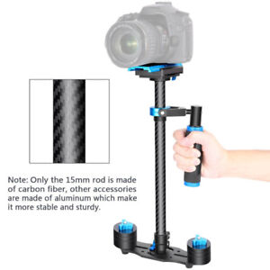 Neewer Carbon Fiber 24 inches/60 centimeters Handheld Stabilizer