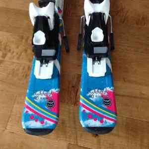Technopro Sweety 90 youth skis used 2 times Strathcona County Edmonton Area image 3