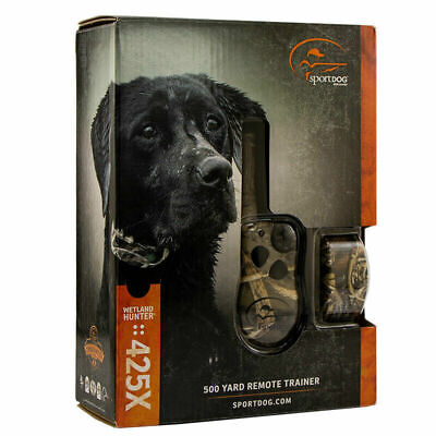 SportDOG Fieldtrainer X-Series 500 Yard Dog Remote Trainer - SD-425X Camo Camo Field Trainer