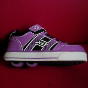 $30  Brand new Heelys Shoe -  Removable Wheel for girls size 1