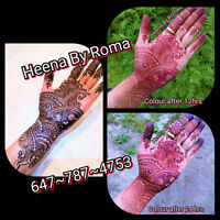 Henna Artist For Your Speical Event-Brampton AND Toronto