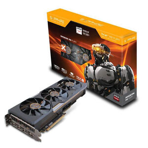 AMD Radeon R9 Fury SAPPHIRE Tri-X Gaming Graphics Video Card