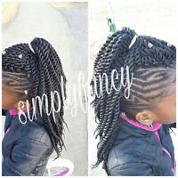 Braids / protective style