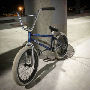 Fully custom bmx for sale or trade.